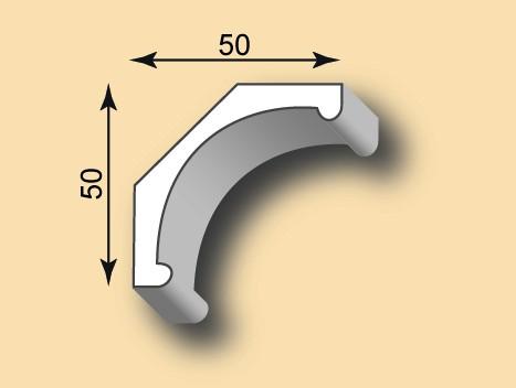 Stuckgesims SG50-04