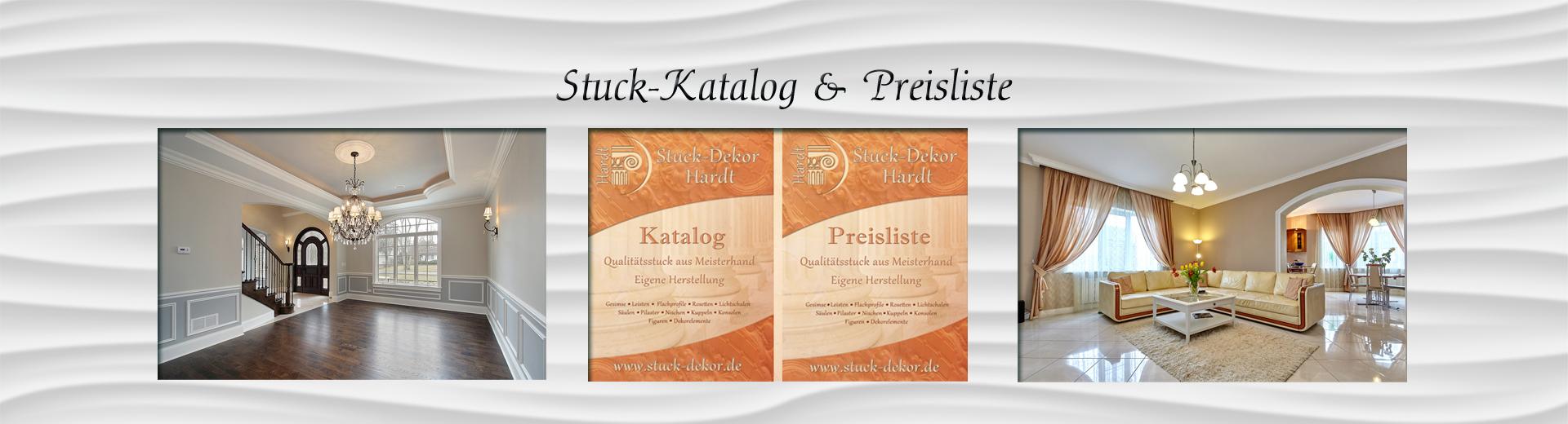 Stuck-Katalog online