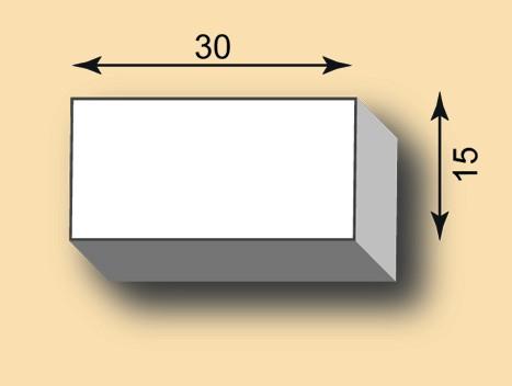 Stuckleiste / Stuckprofil SL30-34