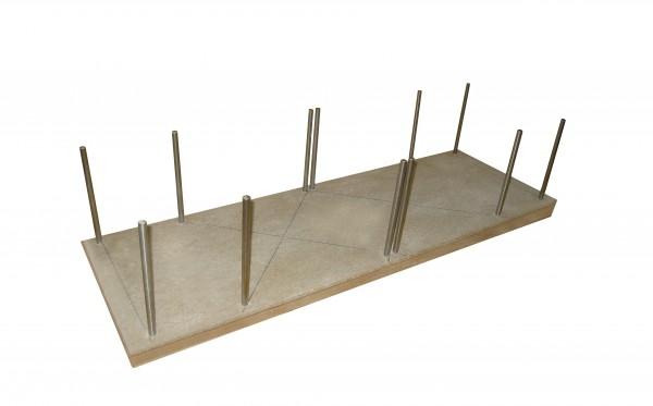 Gehrungslade mittel 36 x 105 cm