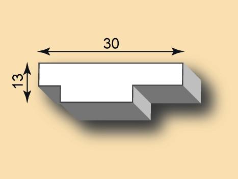 Stuckleiste / Stuckprofil SL30-32