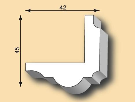 Kantenprofil KP42-01