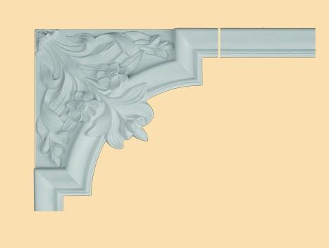 Dekorelement - Eckstück DE30-01