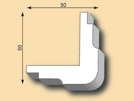 Kantenprofil KP50-05