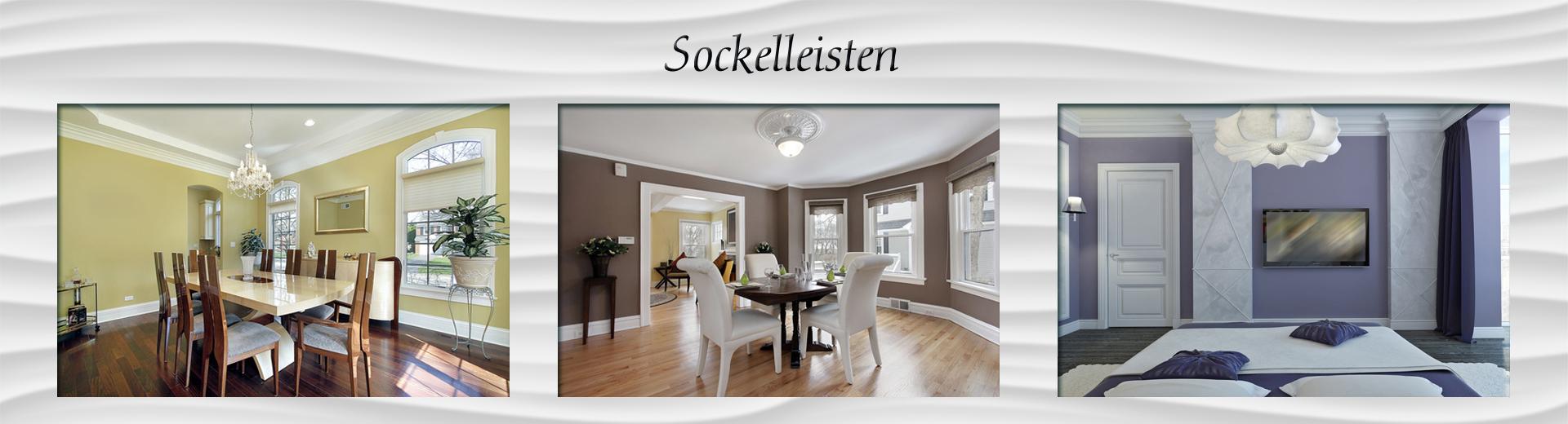 Sockelleisten aus gips echtstuck sockelleiste g nstig online kaufen stuck shop - Stuck dekor hardt ...
