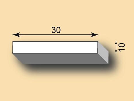 Stuckleiste / Stuckprofil SL30-28