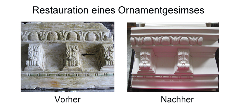 Ornamentgesims