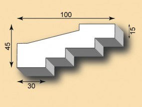 Stuckgesims SG100-12