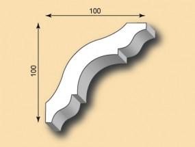 Muster Stuckgesims SG100-17