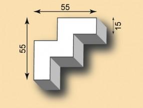 Stuckgesims SG55-02