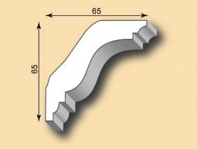 Muster Stuckgesims SG65-02