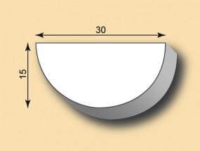 Stuckleiste / Stuckprofil SL30-12