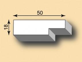 Stuckleiste / Stuckprofil SL50-36