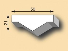 Stuckleiste / Stuckprofil SL50-38